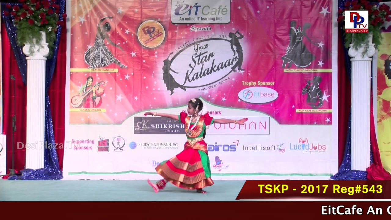 Finals Performance - Reg# TSK2017P543 - Texas Star Kalakaar 2017