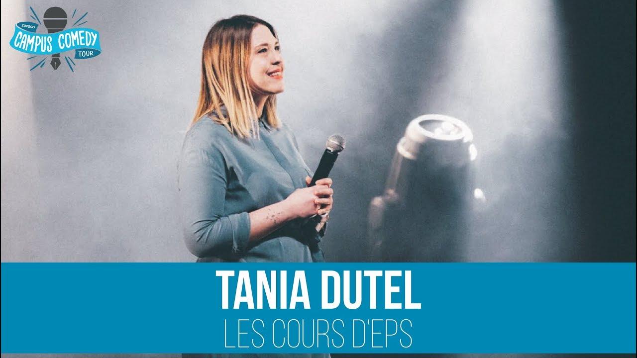 Tania Dutel - Les Cours d'EPS (Calendrier de l'Avent du LOL)