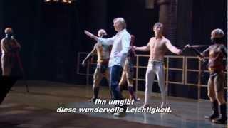 Cirque du Soleil: Traumwelten 3D -- Der Film, Featurette 1