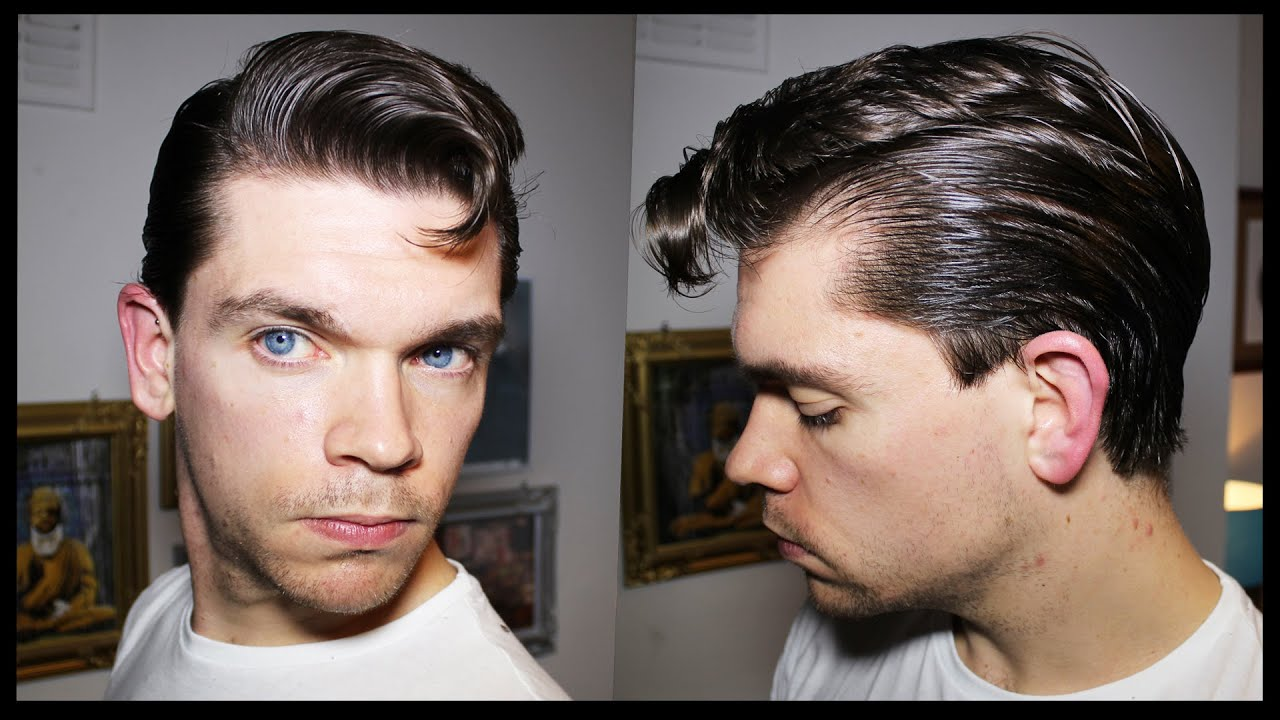 alex turner / elephant's trunk hairstyle | how to