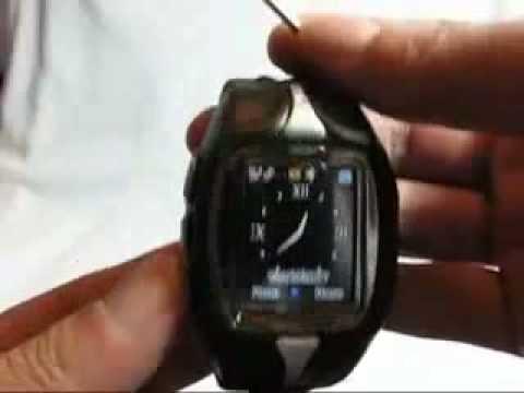 PDA Wrist Watches