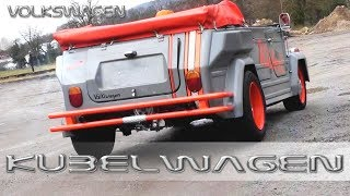 VW Kübel  - VW Thing 181 Kurierwagen