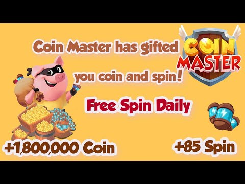 Coin Master Free Spin Daily 26.09.2020