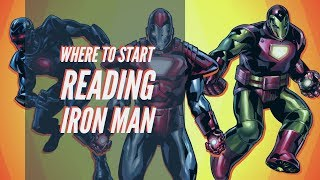 HOW TO GET INTO IRON MAN | ComicPOP