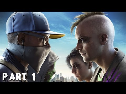 """WATCH DOGS 2 """"NO COMPROMISE DLC"""" Walkthrough Gameplay Part 1 (PS4 PRO)"""