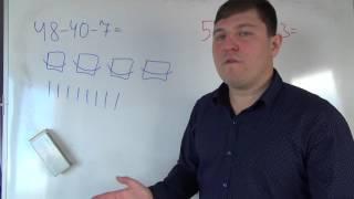 Математика 2 класс. 27 сентября. Сложение и вычитание