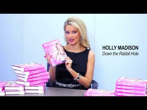 Holly Madison On Her New Book DOWN THE RABBIT HOLE
