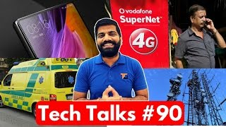 Tech Talks #90 Nokia 6 1 Million, Xiaomi Stockless, S8 Expensive than iPhone, Fire Proof battery