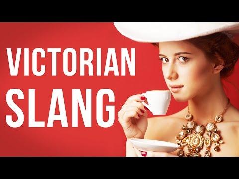 9 Victorian Slang Terms It