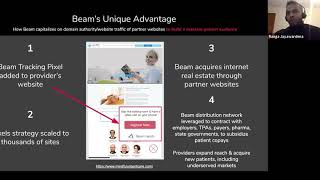 Health TIE Open Innovation - Beam Health (November 7, 2019)