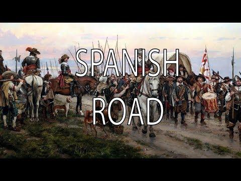 Spanish Road | Stuff That I Find Interesting