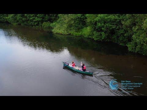 Cardiff International White Water - Canoeing