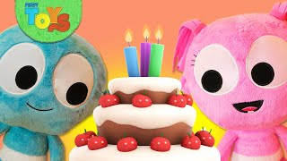 Harry The Bunny Birthday Party | Pretend Play Surprise Toys for Kids | Food Toys with GooGoo Gaga