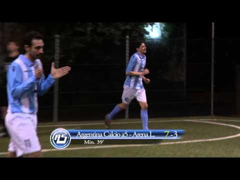 ABSOLUTE TV - Argentina Calcio a 5 vs Bambulè