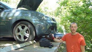 Comment faire une vidange moteur sur Seat Ibiza, VW Polo, Skoda Fabia 1,4 tdi 70