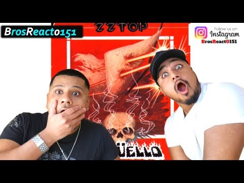 ZZ Top - I'm Bad, I'm Nationwide | REACTION