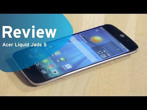 Acer Liquid Jade S review (Dutch)