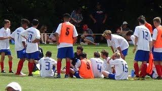 AFF Wellington Tournament Game 3