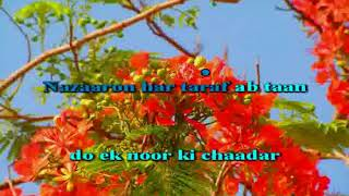 Baharon Phool Barsao Suraj 1966 Hindi Karaoke from Hyderabad Karaoke Club