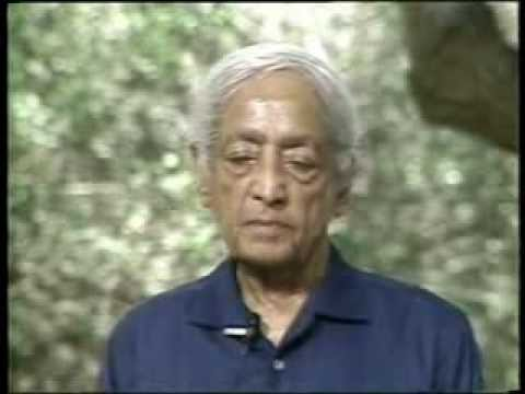 J. Krishnamurti - Ojai 1984 - Public Talk 3 - Attention is like a fire