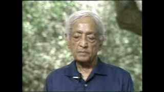 J. Krishnamurti - Ojai 1984 - Public Talk 3 - Attention is like a fire