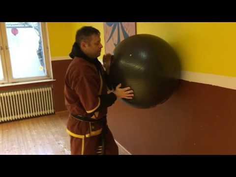 Kung Fu Ball Training Bamberg