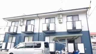 JR三門駅近く 1K アパート 岡山市北区下伊福西町