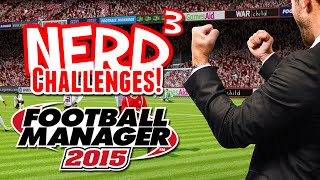Nerd³ Challenges! Do Anything - Football Manager 2015(I'm offside. I think... Store Link: http://store.steampowered.com/app/295270/ End theme by the incredible Dan Bull: http://www.youtube.com/user/douglby All other ..., 2015-07-25T20:00:00.000Z)