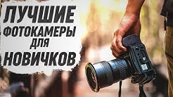 Фотокамеры для новичков: топ-4 модели!