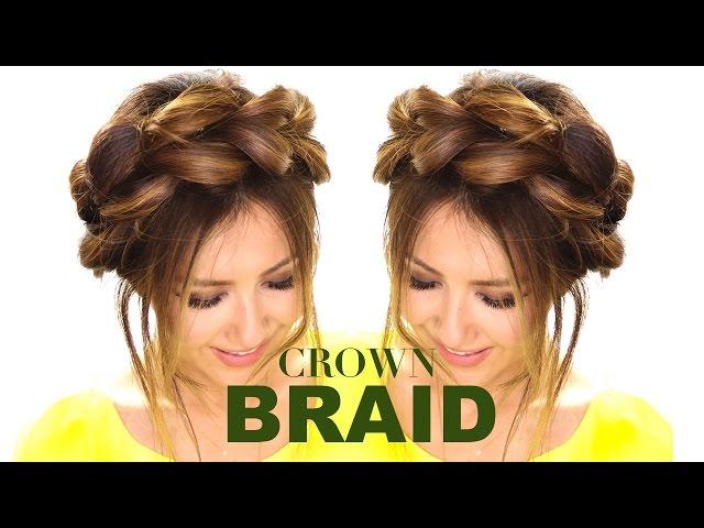 Diy Updo Hair Tutorials Popsugar Beauty