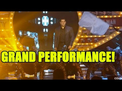 Bigg Boss10:  Salman Khan's Electrifying GRAND Performance