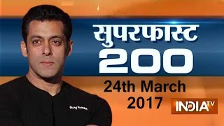 superfast 200   24th march 2017 part 3 india tv