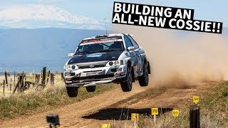 What is Cossie World Tour?? AND Announcing Ken Block's 2019 Race Schedule!