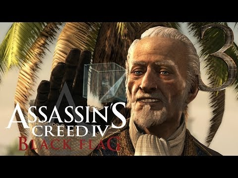 "Assassins Creed 4 Black Flag: Guide 3 - Sequence 2 - Memory 3 ""Mister Walpole, I Presume"""