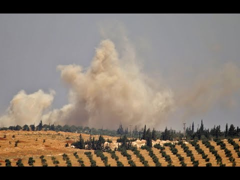 قوات النظام قصفت أحياء مدينة درعا بنحو 60 صاروخ أرض - أرض  - نشر قبل 16 دقيقة