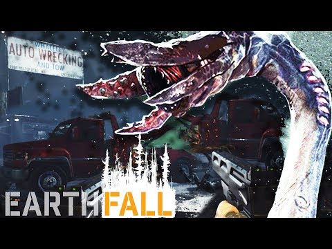 LEAVE IT TO THE BROFESSIONALS | Earthfall Part 3