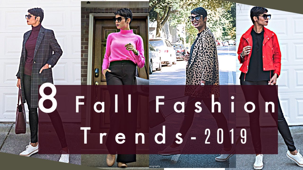 [VIDEO] - Fall Fashion Trends/ How To Put Together Simple Fall Outfits- 2019 6