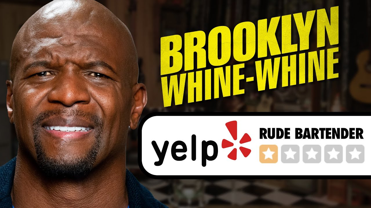 Reacting to Annoyed Yelp Reviews ft. Terry Crews