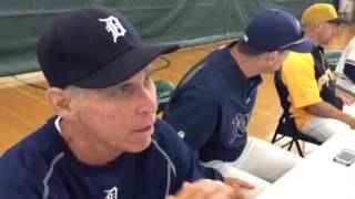 Matt Nadel Interviews Alan Trammell