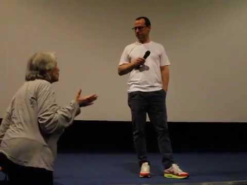 Дмитрий Фалькович на обсуждении со зрителями своего режиссёрского  дебюта - фильма Иванов