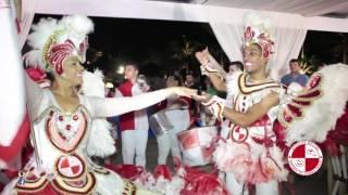 Convenção de vendas com show de escola de samba no Sofitel Jequitimar Guarujá