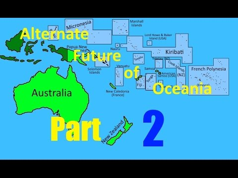 Alternate Future of Oceania - Episode 2 - National Nova