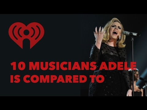 Adele Review: The Top 25 Celebrities That Sing Like Her   Fun Music Facts