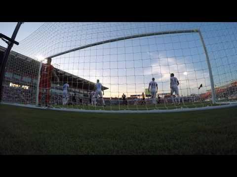 Goal Cam: Stephen McCarthy Game Winner