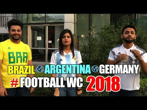 Brazil vs Argentina vs Germany: Slugfest Before Real Showdown At 2018 WC| Sports Tak