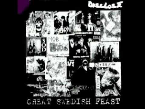 DISCLOSE - Great Swedish Feast [FULL EP]