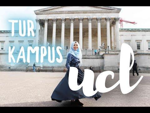 Tur Kampus University College London | Student Life