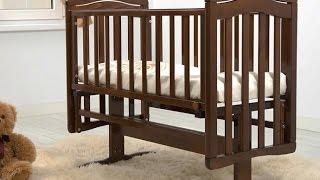 видео Дитячі ліжечка