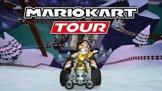 Mario Kart Tour Tracks Recreated in Mario Kart Wii!