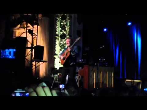 """Glen Hansard - """"If You Have Something to Say"""" @ The Metro, Chicago, 06.09.13"""